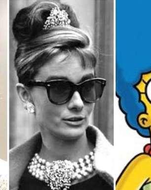 Maju compara seu cabelo ao de Hepburn e Marge Simpson