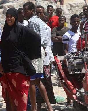 Explosão de carro-bomba na Somália mata ao menos seis