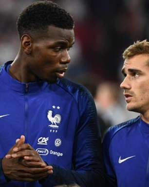 Prêmio da Fifa: 'Queria que um francês levasse', diz Pogba