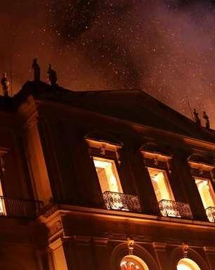 Museu Nacional precisa de R$ 50 mi para recuperar da fachada