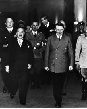 Hitler e o Anticomintern