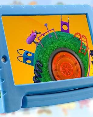 Tablet personalizado de Discovery Kids já chega com Android