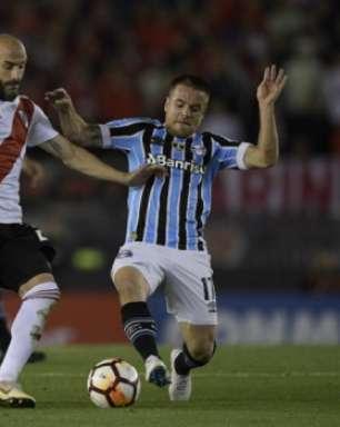 Jogadores do Grêmio pedem respeito ao River antes de decisão