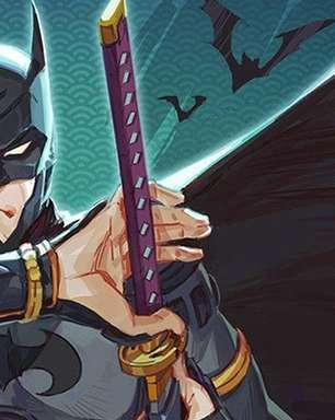 Batman Ninja chega à Netflix com anime do Japão feudal