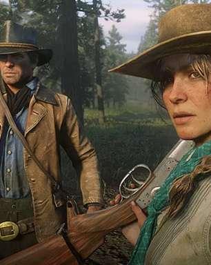 Filmes de faroeste influenciam (muito) Red Dead Redemption 2