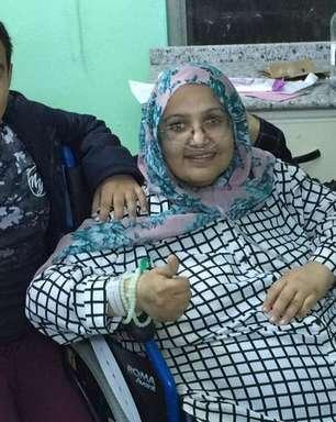Mulher com câncer morre após campanha realizar seu sonho de viajar para rever filho