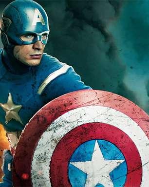 Livro traz aulas de inglês com Vingadores e Capitão América