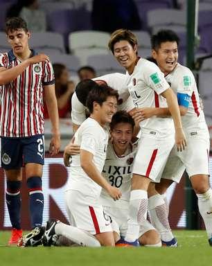 Kashima bate o Chivas e busca revanche contra o Real na semi