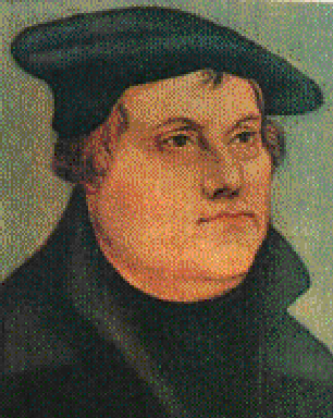 O Natal de Lutero
