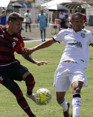 Figueirense elimina Flamengo e avança na Copa São Paulo