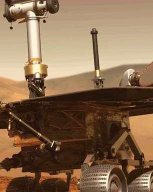 """Nasa dá como """"perdido"""" robô que investigou Marte por 15 anos"""