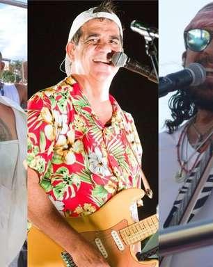 Qual cantor não pode faltar nos trios elétricos de Salvador?