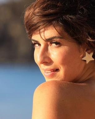 """Fernanda Paes Leme: """"não tenho neuras para manter a forma"""""""