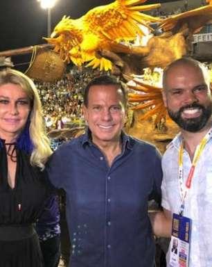 Doria destaca ganhos de R$ 3,2 bi à SP com Carnaval