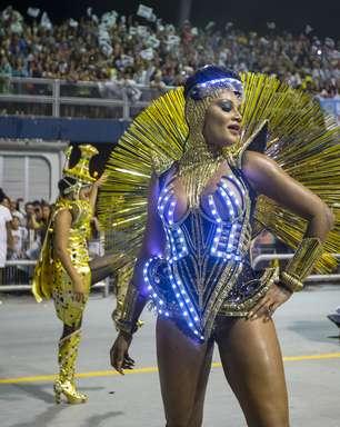 Confira as rainhas da segunda noite de desfiles em SP