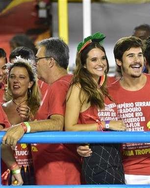 Juliana Paiva: 'Seria uma delícia trabalhar com ele de novo'