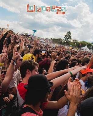 Lollapalooza divulga a programação completa do festival de 2019