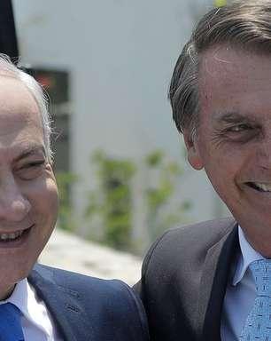 Governo Bolsonaro: Em quebra histórica de tradição diplomática, presidente visitará Muro das Lamentações com Netanyahu