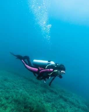 Grécia permitirá mergulho em naufrágio com mais de 2 mil anos