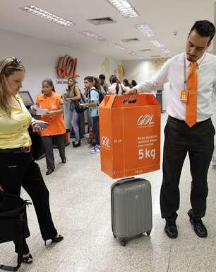 Fiscalização de bagagem fica mais rigorosa nos aeroportos