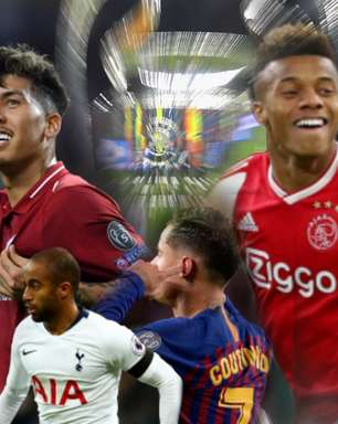 """Firmino, David Neres e cia... Sem Neymar, Brasil brilha na Champions com """"coadjuvantes"""""""