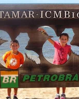 Projeto TAMAR Praia do Forte: Passeio educativo e inspirador