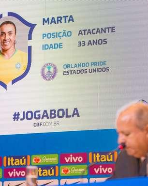 Conheça as 23 jogadoras que vão defender o Brasil na Copa