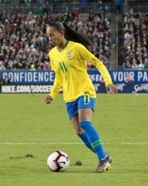 Luana é convocada para Mundial no lugar de Adriana
