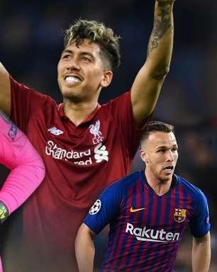 Antes da Copa América, Barcelona e Liverpool podem ditar ânimos na Seleção