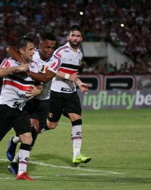 Santa Cruz vence ABC; Confira os resultados da Série C