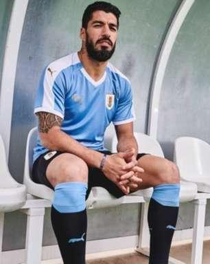 Com Luis Suárez, Óscar Tabárez convoca seleção do Uruguai para a Copa América
