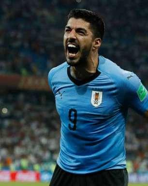 """Suárez sobre lesão pré-Copa América: """"Melhor do que pensava"""""""