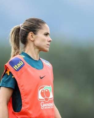 Seleção Brasileira: Érika é a terceira jogadora cortada