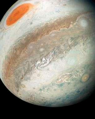 Mancha Vermelha de Júpiter diminui e pode sumir em breve
