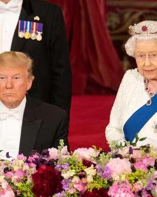 Feng Shui: como Rainha se protegeu das energias de Trump?