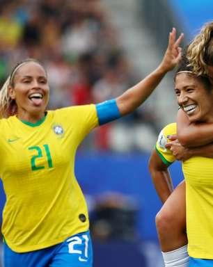 Resultados favorecem e Brasil está com um pé nas oitavas