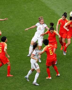 China e Espanha empatam e avançam às oitavas da Copa do Mundo
