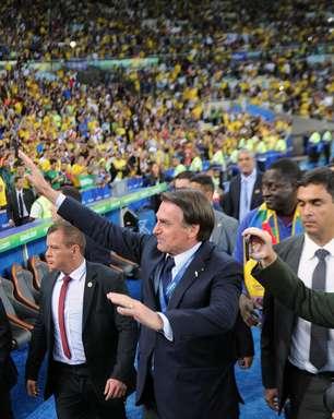 Brasil x Peru custou R$ 7,6 milhões, incluindo mordomias