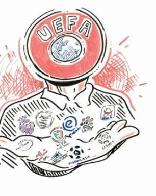 Ligas nacionais se posicionam contra mudanças previstas por UEFA e ECA