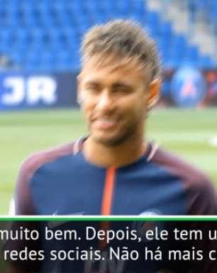 """EXCLUSIVO: Futebol: """"Jogadores como Neymar têm poder demais"""", diz Kramer, do M´Gladbach"""