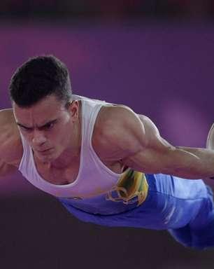 Caio é ouro, Nory prata e Brasil faz dobradinha na ginástica