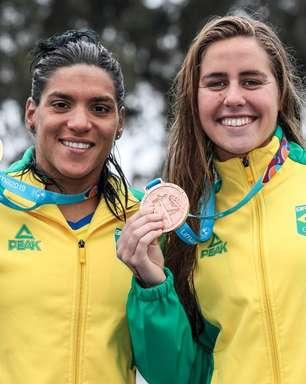 Ana Marcela confirma favoritismo e vence a maratona aquática
