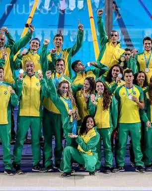 Bolsonaro parabeniza equipe que representou país no Pan