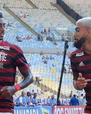 Jogadores do Flamengo vivem expectativa por convocação de Tite