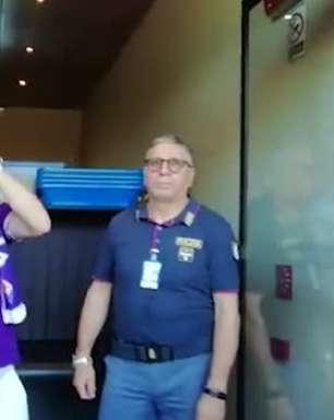 FIORENTINA: Ribéry causa comoção em Florença em meio a transferência para a Fiorentina