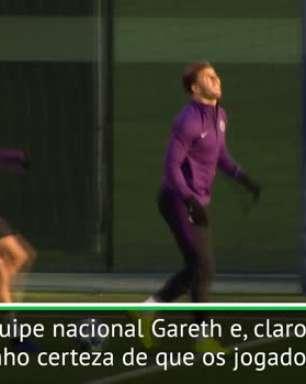 Guardiola surpreendido por Walker não ser convocado pela Inglaterra