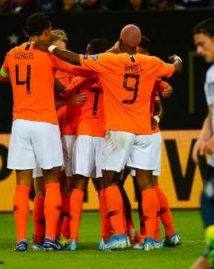 Holanda bate Alemanha em jogaço pelas Eliminatórias da Euro