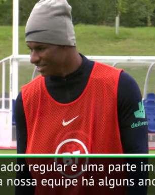 """Euro 2020: Southgate: """"Mais responsabilidade no Man United é ótima para Rashford"""""""