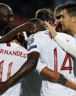 Portugal sofre, mas vence Sérvia e respira nas Eliminatórias