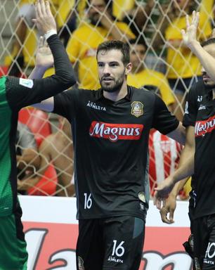 Magnus Futsal vence Botucatu pela Liga Paulista